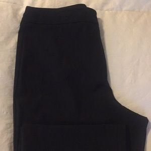 Pants - Sag Harbor basic gabardine pants